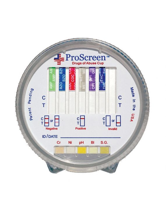 ProScreen (urine – carton 25)